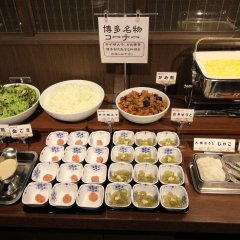 Hakata Green Hotel 2 Gokan Хаката питание фото 2