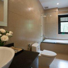 Отель M2Luxe Natural Boutique Hoian ванная
