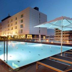 Отель Occidental Bilbao бассейн фото 3
