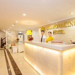 Отель Hanoi Diamond King Ханой интерьер отеля фото 2
