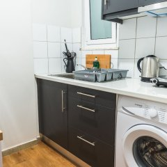Апартаменты Comfy Koukaki Apartment в номере