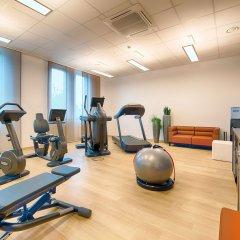 Отель Leonardo Munich City East Мюнхен фитнесс-зал фото 2