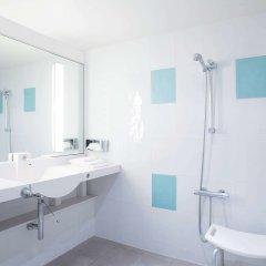 Отель Novotel Nice Centre Франция, Ницца - 2 отзыва об отеле, цены и фото номеров - забронировать отель Novotel Nice Centre онлайн ванная