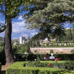 Отель Parador De Granada фото 16