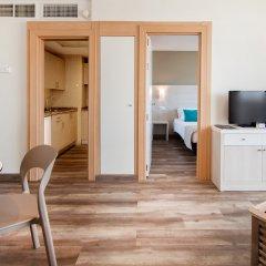 Отель Vistasol Apartments Испания, Магалуф - отзывы, цены и фото номеров - забронировать отель Vistasol Apartments онлайн комната для гостей фото 2