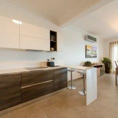 Отель Seafront Luxury Apartment, Pool and Great Location Мальта, Слима - отзывы, цены и фото номеров - забронировать отель Seafront Luxury Apartment, Pool and Great Location онлайн в номере фото 2