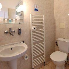 Отель Bohemia Чехия, Франтишкови-Лазне - отзывы, цены и фото номеров - забронировать отель Bohemia онлайн ванная