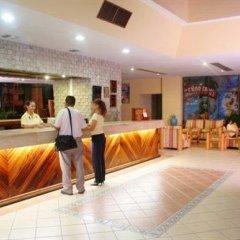 Acqua Grand Hotel интерьер отеля