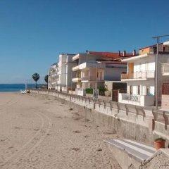 Отель B&B Mediterraneo Мелисса пляж