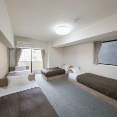 Montan Hakata Hostel Хаката комната для гостей фото 4