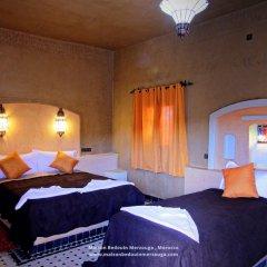 Отель Chez Family Bidouin Merzouga Марокко, Мерзуга - отзывы, цены и фото номеров - забронировать отель Chez Family Bidouin Merzouga онлайн комната для гостей фото 3