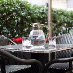 Отель Albergo Santa Chiara Италия, Рим - отзывы, цены и фото номеров - забронировать отель Albergo Santa Chiara онлайн питание фото 2
