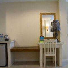 Отель OYO 109 Ozone Prime Resort Паттайя удобства в номере