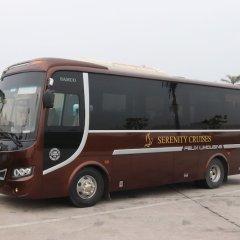 Отель Halong Serenity Cruise Вьетнам, Халонг - отзывы, цены и фото номеров - забронировать отель Halong Serenity Cruise онлайн городской автобус