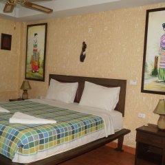 Отель Queen Victoria Inn. комната для гостей