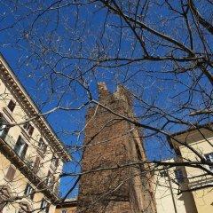 Отель Obelus Италия, Рим - отзывы, цены и фото номеров - забронировать отель Obelus онлайн вид на фасад