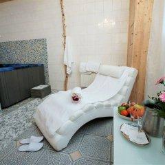 Отель NABUCCO Прага ванная