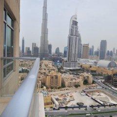 Отель Kennedy Towers - Burj Views Дубай балкон