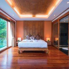 Отель Villa Malisa Камала Бич комната для гостей фото 3