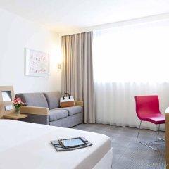 Отель Novotel Frankfurt City комната для гостей фото 2