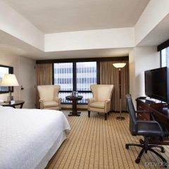 Отель Sheraton Grand Los Angeles удобства в номере