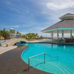 Отель Ambassador City Jomtien Pattaya - Ocean Wing бассейн фото 3