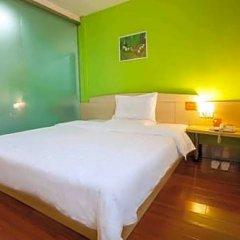 Отель 7 Days Inn Chongqing University Town Xijie Pedestrian Street Branch комната для гостей фото 5