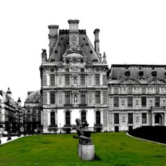 Отель Excelsior Opera Париж приотельная территория