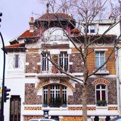 Апартаменты Apartment With 2 Bedrooms in Boulogne-billancourt, With Furnished Terrace and Wifi Булонь-Бийанкур вид на фасад