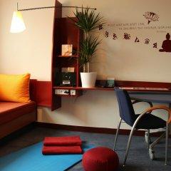 Отель Novotel Suites Berlin City Potsdamer Platz развлечения