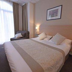 Отель Le Lausanne комната для гостей фото 2