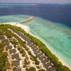 Отель Furaveri Island Resort & Spa Мальдивы, Медупару - отзывы, цены и фото номеров - забронировать отель Furaveri Island Resort & Spa онлайн пляж