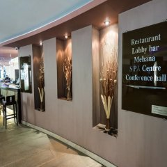 Park Hotel Gardenia гостиничный бар