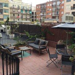 Отель Amra Barcelona Gran Via балкон