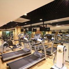 Centermark Hotel фитнесс-зал
