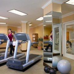 Отель Hyatt Regency Huntington Beach фитнесс-зал фото 4