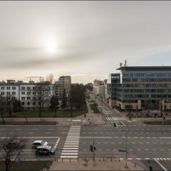 Апартаменты P&O Apartments Bialobrzeska парковка