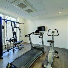 Отель Appart'City Confort Le Bourget - Aéroport фитнесс-зал