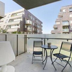 Отель Nordic Host - Sørengkaia 75 балкон