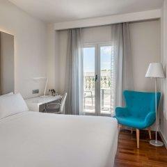 Отель NH Nacional Испания, Мадрид - 2 отзыва об отеле, цены и фото номеров - забронировать отель NH Nacional онлайн комната для гостей фото 6