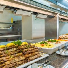 Отель Prestige Mer D'azur Свети Влас питание фото 3