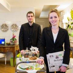 Отель Domus Spagna Capo le Case Luxury Suite