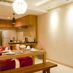 Апарт-Отель Ratana Kamala в номере фото 3