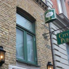 Отель City Hotel Avenyn Швеция, Гётеборг - отзывы, цены и фото номеров - забронировать отель City Hotel Avenyn онлайн вид на фасад