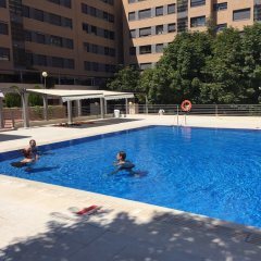 Апартаменты Premium Luxury City Center Apartment бассейн