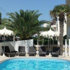 Hotel Villa Bianca бассейн фото 4