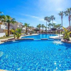 Отель Villa Bennecke Oasis Рохалес бассейн фото 2