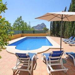 Отель Villas Costa Calpe бассейн фото 2