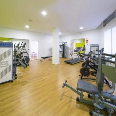 Hotel Playasol Maritimo фитнесс-зал фото 2