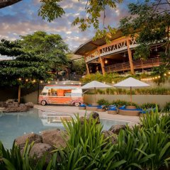 Отель Andaz Costa Rica Resort at Peninsula Papagayo-a concept by Hyatt бассейн